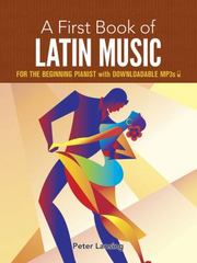 A First Book of Latin Music 1st Edition 9780486797564 0486797562