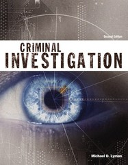Criminal Investigation (Justice Series) 2nd Edition 9780133587944 0133587940