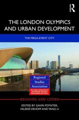 The London Olympics and Urban Development 1st Edition 9781138794948 1138794945