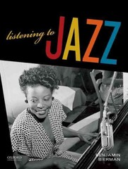 Listening to Jazz 1st Edition 9780199975617 0199975612