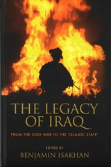 The Legacy of Iraq 1st Edition 9780748696161 0748696164