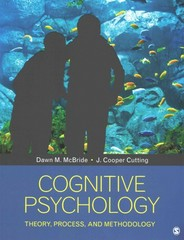 BUNDLE: McBride: Cognitive Psychology + McBride: Cognitive Psychology Interactive eBook 1st Edition 9781506302683 1506302688