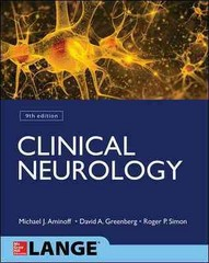 Clinical Neurology 9/E 9th Edition 9780071841436 0071841431