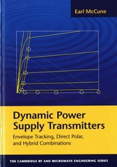 Dynamic Power Supply Transmitters 1st Edition 9781107059177 1107059178