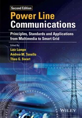 Power Line Communications 2nd Edition 9781118676714 1118676718