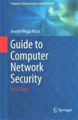 Guide to Computer Network Security 3rd Edition 9781447166535 1447166531