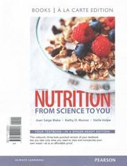 Nutrition 3rd Edition 9780134043210 0134043219