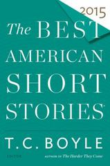 The Best American Short Stories 2015 1st Edition 9780547939414 0547939418