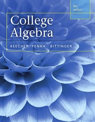 College Algebra with Integrated Review plus MML Student Access Card and Sticker 5th Edition 9780321981868 0321981863