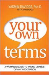 Your Own Terms 1st Edition 9780814436028 0814436021
