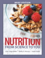 Nutrition 3rd Edition 9780134039428 0134039424