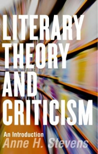 Literary Theory and Criticism 1st Edition 9781554812370 1554812372