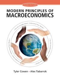 Modern Principles of Macroeconomics 3rd Edition 9781429278409 1429278404