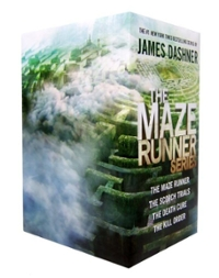The Maze Runner Series 1st Edition 9781101932131 1101932139