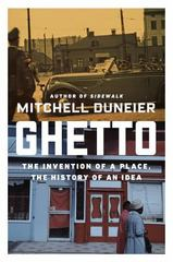 Ghetto 1st Edition 9780374161804 0374161801