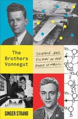 The Brothers Vonnegut 1st Edition 9780374117016 0374117012