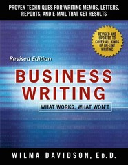 Business Writing 3rd Edition 9781466886988 1466886986