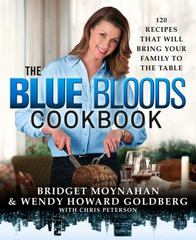 The Blue Bloods Cookbook 1st Edition 9781250072856 1250072859