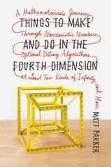 Things to Make and Do in the Fourth Dimension 1st Edition 9780374535636 0374535639
