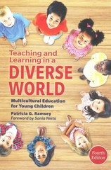 Teaching and Learning in a Diverse World 4th Edition 9780807756256 0807756253
