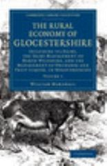 The Rural Economy of Glocestershire 1st Edition 9781108078801 110807880X
