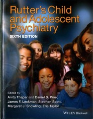 Rutter's Child and Adolescent Psychiatry 6th Edition 9781118381960 1118381963