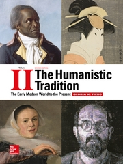The Humanistic Tradition 7th Edition 9781259351686 1259351688