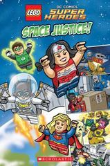 Space Justice! 1st Edition 9780545825566 0545825563