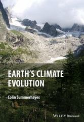 Earth's Climate Evolution 1st Edition 9781118897393 1118897390