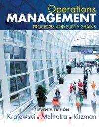 MyOMLab with Pearson eText -- Access Card -- for Operations Management 11th Edition 9780133885583 0133885585