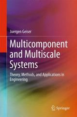 Multicomponent and Multiscale Systems 1st Edition 9783319151168 3319151169