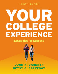 Your College Experience 12th Edition 9781457699665 1457699664