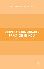Corporate Governance Practices in India 1st Edition 9781137519351 1137519355