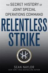 Relentless Strike 1st Edition 9781250014542 1250014549