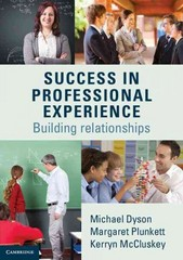 Success in Professional Experience 1st Edition 9781316334911 1316334910