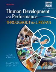 Human Development and Performance Throughout the Lifespan 2nd Edition 9781305686243 1305686241