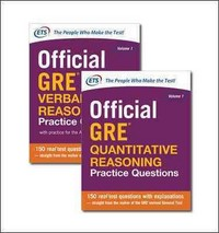 Official GRE Value Combo 1st Edition 9780071847032 0071847030