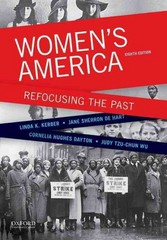 Women's America 8th Edition 9780199349340 0199349347