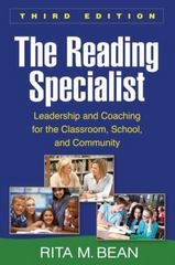 The Reading Specialist 3rd Edition 9781462521531 1462521533