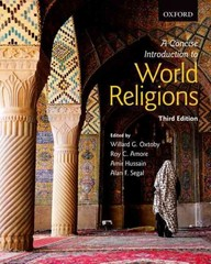 A Concise Introduction to World Religions 3rd Edition 9780199008551 0199008558
