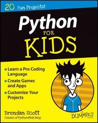 Python For Kids For Dummies 1st Edition 9781119093107 1119093104