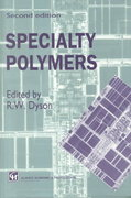 Specialty Polymers 2nd edition 9780751403589 075140358X