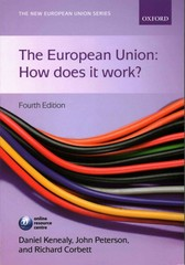 The European Union 4th Edition 9780199685370 0199685371
