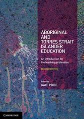 Aboriginal and Torres Strait Islander Education 2nd Edition 9781107463844 110746384X