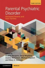 Parental Psychiatric Disorder 3rd Edition 9781107070684 1107070686