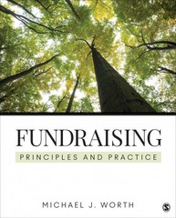 Fundraising 1st Edition 9781483319520 1483319520
