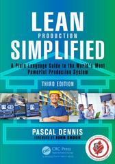 Lean Production Simplified 3rd Edition 9781498708876 1498708870