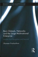 Born Globals, Networks, and the Large Multinational Enterprise 1st Edition 9781317659501 1317659503