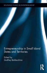Entrepreneurship in Small Island States and Territories 1st Edition 9781138789982 1138789984
