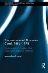 The International Aluminium Cartel 1st Edition 9780415742542 0415742544